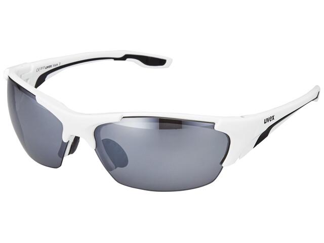 UVEX blaze lll Glasses white black